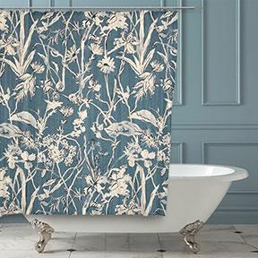 bathshower curtain